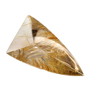 Rock Crystal with Rutile 58.72 ct.